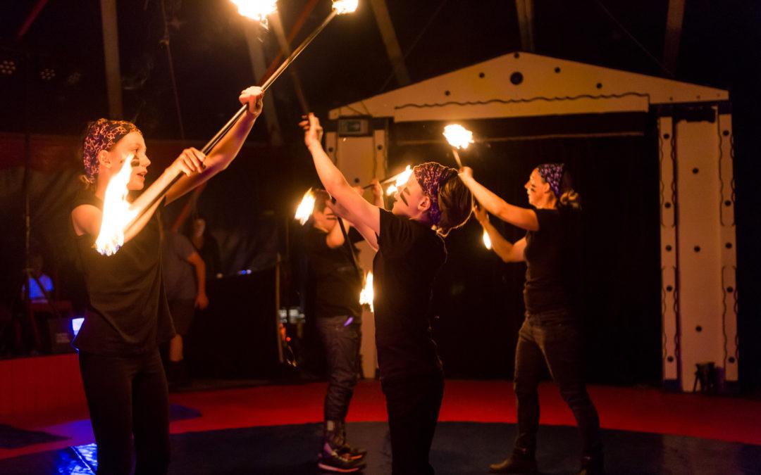 Zirkus Zauberhaft – Manege frei